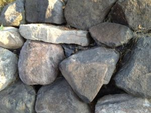 rockwall - granite beads