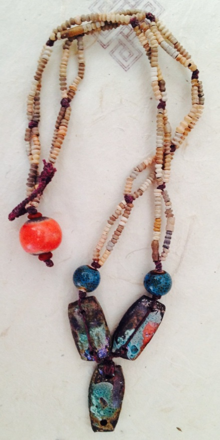 Bead Love - Waxed Linen Challenge