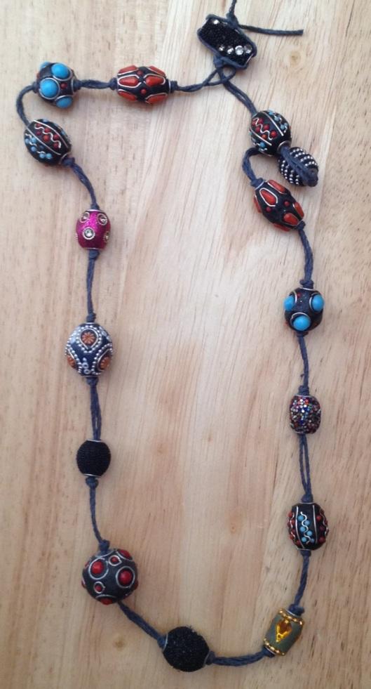 Kashmiri necklace