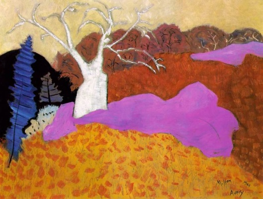 autumn-1944 Milton Avery