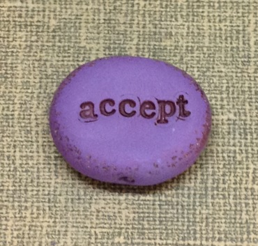 accept bean bead