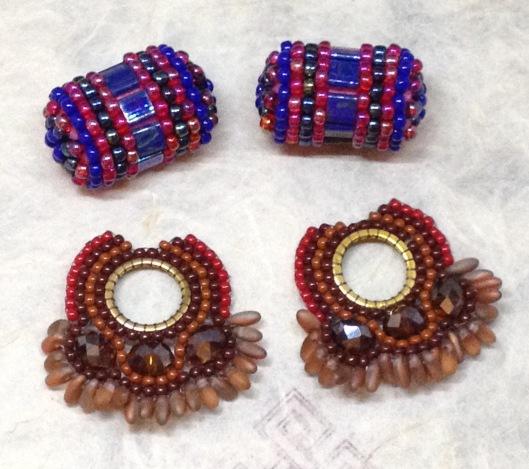 Ellie Beaded Beads