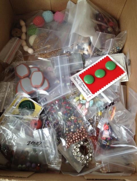 box 'o treasures