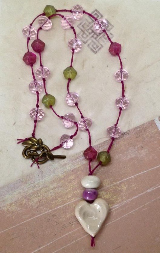 FH necklace Gaea