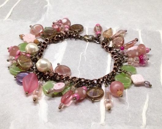 BeadLove - BA spangle bracelet