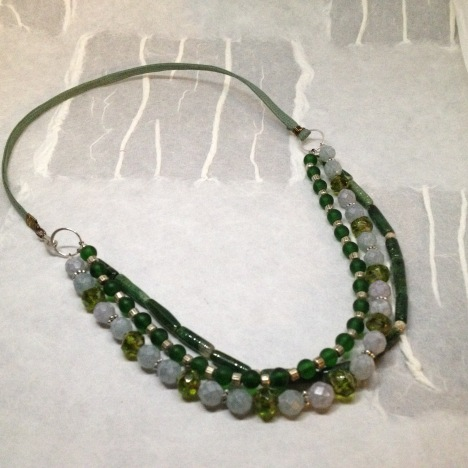 Evergreen three strand