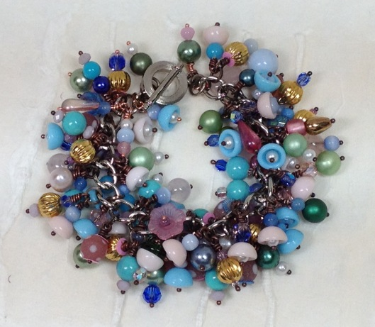 BeadLove - Cloud Bridge bracelet