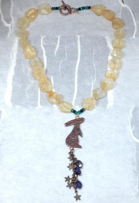 BeadLove Thea Elements necklace full