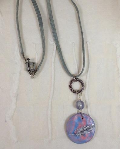 Cloud Bridge MC necklace