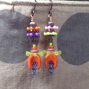 Spirit Walk earrings