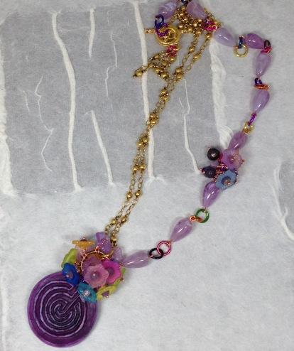 Spirit Walk MC necklace