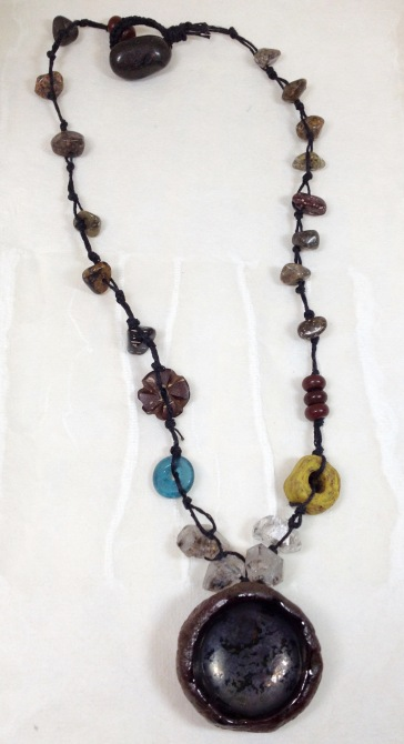 A Wrinkle in Time necklace