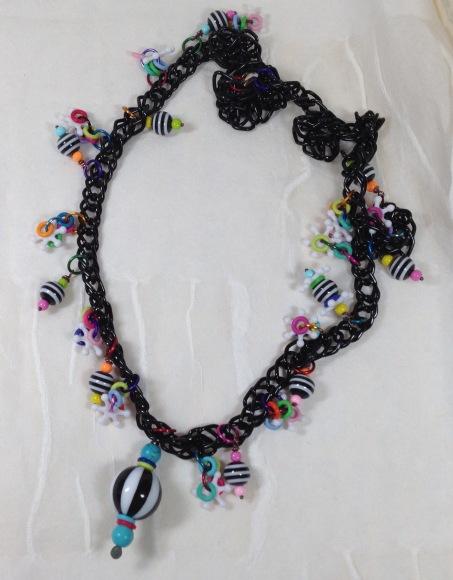 BeadLove - My Elements charm necklace