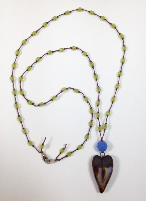 BeadLove with Gaea pendant