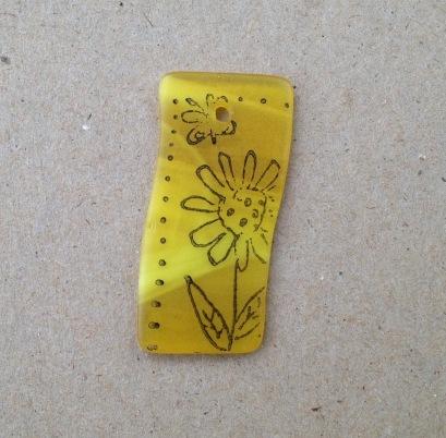 Lisa's gift pendant