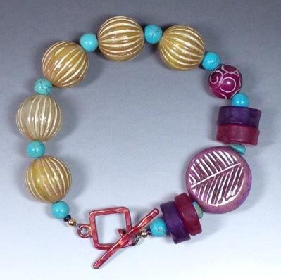 BeadLove - Mystery Challenge bracelet HB