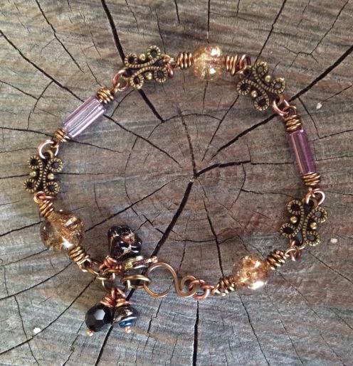 BeadLove - Starling Wing bracelet