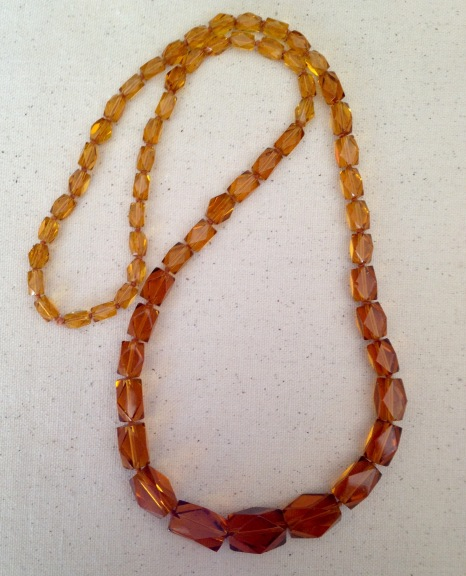 Mom's amber necklace 3