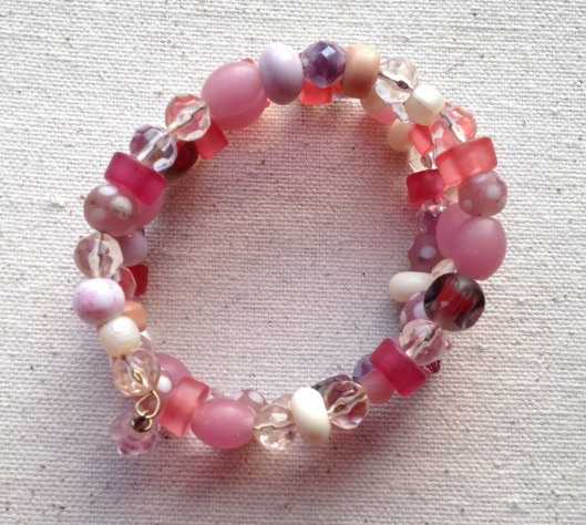 BeadLove - Azalea bracelet