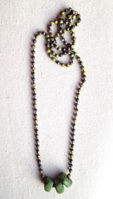 BeadLove - hebron ball chain