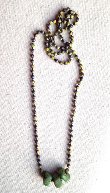BeadLove - hebron ball chain