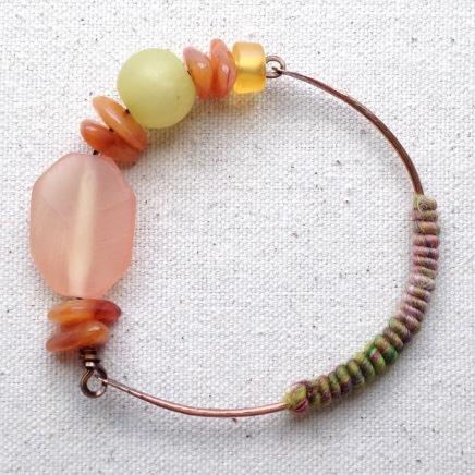 BeadLove - Mystery 3 bangle bracelet