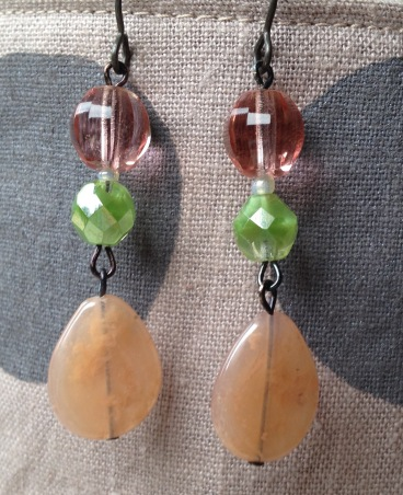 BeadLove - Mystery 3 earrings 3