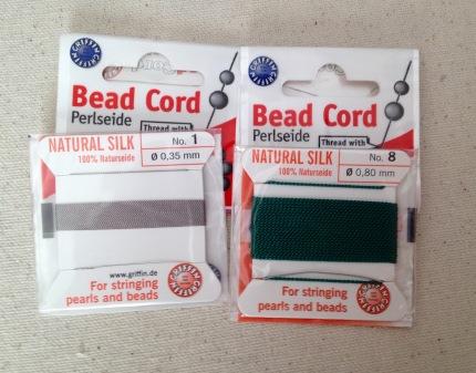 BeadLove - silk cord