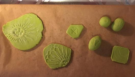 #bitny ag day 14 - polymer clay