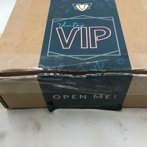 Vintaj VIP mailing box